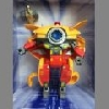 ROBOT Transformers 2v1 - rugby lopta